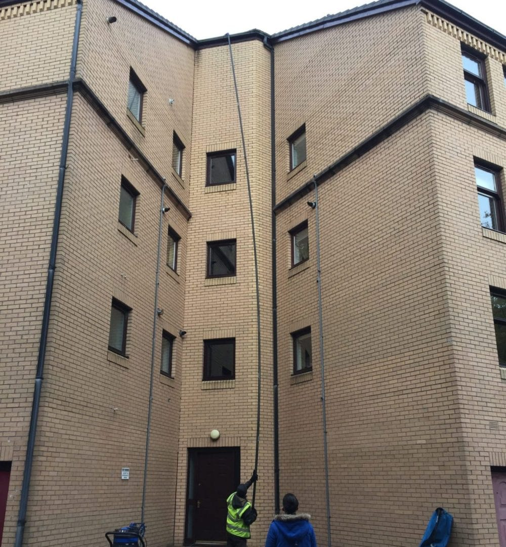 Edinburgh Gutter Cleaning - Fast and Effective Since 2010