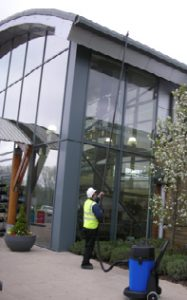 Commercial Gutter Cleaning Edinburgh Scotland